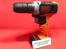 1  BLACK+DECKER 20V MAX Lithium Cordless Drill, BCD702C1