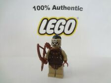 LEGO Hobbit Lord of the Rings Hunter Orc Top Knot w/Quiver & Bow Minifig 79016