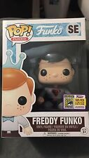SDCC Fundays 2017 Freddy Funko Red Son Superman Pop Grey/Red Exclusive LE 1/525