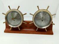 Vintage Swift Instruments Weather Station - Barometer, Thermometer, Hygrometer