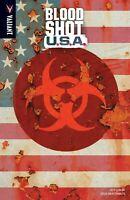 Bloodshot USA Volume 1 Colorado GN Jeff Lemire Braithwaite Valiant TPB New NM