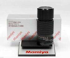 Mamiya Sekor C  645 210mm f4 N Objektiv  für Pro TL Super M645 1000S  Neu   NEW
