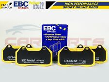 FOR CLIO 2.0 RS MK3 197 06-09 FRONT EBC YELLOW STUFF HIGH PERFORMANCE BRAKE PADS