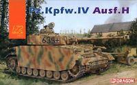 Dragon 1/72 7551 WWII German Pz.Kpfw.IV Ausf.H Medium Tank