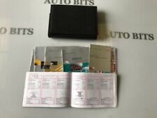 AUDI A4 B5 1.9 AVANT HANDBOOK AND SERVICE BOOK AND HISTORY1999-2004
