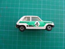 Matchbox Lesney Superfast Renault 5 TL No.21 koni Vintage 1978