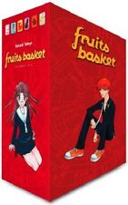 Coffret exclusif Fruits Basket - 6 premiers tomes - Delcourt Edition Ataka - TBE