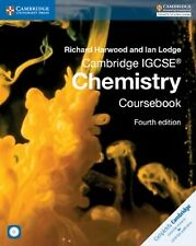 Cambridge IGCSE (R) Chemistry Coursebook with CD-ROM by Richard Harwood, Ian ...