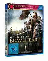 "Braveheart [Blu-ray/NEU/OVP] Mel Gibson, Sophie Marceau /5 Oscar's für ""Beste"