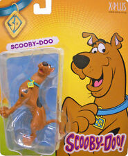 "HANNA BARBERA X-PLUS Scooby-Doo 3¾"" Action Figure MOC"