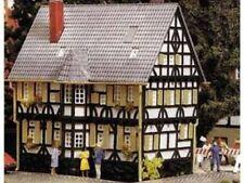 ESCALA H0 Kit Construcción Casa de madera con Ventanal 1798 NEU