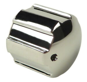 Chrome knob for the Line 6 Spider IV series guitar amplifiers 30-45-0023