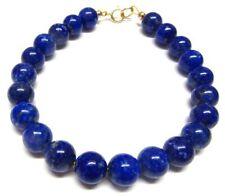 Lapis Lazuli Beaded Natural Fine Gemstone Bracelets