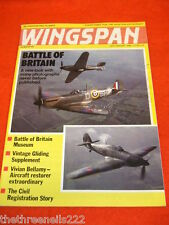 WINGSPAN # 43 - VIVIAN BELLAMY - JULY 1988