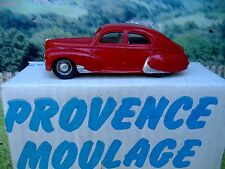 1/43 Provence Moulage (France) Peugeot 203 berline   Handmade Resin Model Car