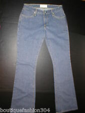 Womens New Jeans Paperdenimcloth 26 Boot 28 X 32 Paper Denim and Cloth USA