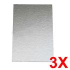 3X Mica Paper 25X15CM Insulation for Rework Station Hot air Gun Heating Element