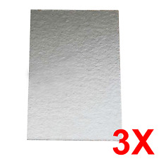 3X Mica Paper 25X15CM Insulation for Rework Station Hot air Gun Heating Element