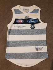 NEW 2009 GEELONG CATS 150 YEARS FOOTBALL AFL JUMPER - PREMIERSHIP PREMIERS RARE
