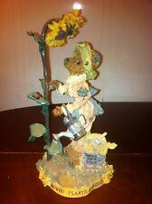 Boyds Bears & Friends limited edition 1998 Helen Keller garden sunflower