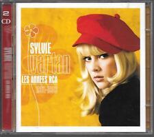 2 CD COMPIL 49 TITRES--SYVIE VARTAN--LES ANNEES RCA 1961-1983
