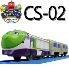 Takara Tomy Plarail Chuggington CS02 KOKO Electric Motorized Toy Train New