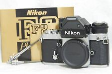 Nikon F2 Photomic S DP-2 35mm SLR Film Camera Silver Body Only SN7623013 w/AS-1