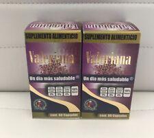 valeriana capsulas 120 Capsules