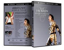 Michael Jackson : History Tour Live In Brunei 1996 DVD