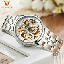 Wristwatch women Automatic Mechanical Wristwatches Top Brand Skeleton Stainless