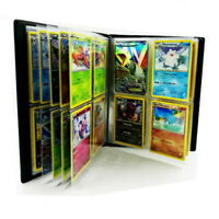 For Pokemon Card Album Collectors Book 240 Cards Holder Game Listing Two Sides