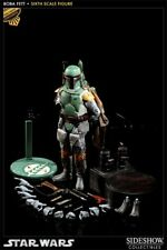 Sideshow STAR WARS Bounty Hunter Exclusive Boba Fett V1 Scum Villainy Disney New