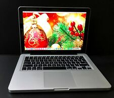 "APPLE MACBOOK PRO 13"" PRE-RETINA - UPGRADED 250GB SSD + 8GB RAM + WARRANTY"