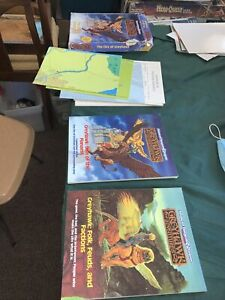 AD&D City of Greyhawk Box Set - TSR 1989 #1043 Excellent! Dungeons & Dragons