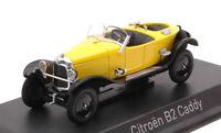 Miniature voiture auto 1:43 Norev Citroen B2 Caddie 1923 diecast Modèle Static