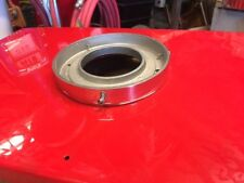 Gas Pump Globe Holder 6 Inches (unpainted)