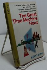 The Great Time Machine Hoax by Keith Laumer - Pocket 50156 - 1965