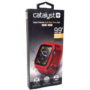Catalyst - Impact Protection Case for Apple Watch® 44mm Series 4 5 - Red