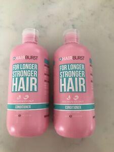 NEW Hairburst conditioner (for longer stronger hair) x 2