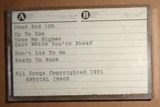 Krystal image - Dead End 106 - Very Rare Demo Cassette 1991 - 5 songs