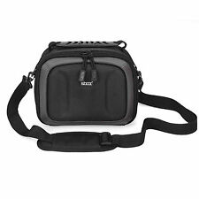 Hard Shoulder Camera Case For Sony Nikon Canon Fuji Pentax Olympus Panasonic