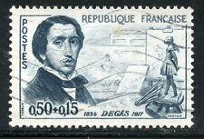 2STAMP / TIMBRE FRANCE OBLITERE N° 1262 EDGAR DEGAS