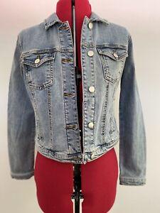 NWT - Miss Shop Denim Jacket, Size 10