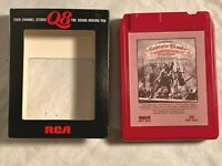 Quad 8 Track Tape CHARLES GERHARDT Quadraphonic NATIONAL PHILHARMONIC CAPT BLOOD