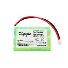 900mAh Motorola Baby Monitor Battery MBP33 MBP36 MBP36PU 3.6V