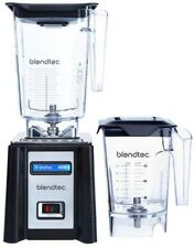 NEW Blendtec Pro 750 Blender with 2 Jars WildSide+ and Mini WildSide+ Jars