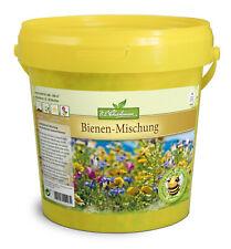 Chrestensen Bienenmischung Saatgut 1 Liter Eimer Samen Blumen 200m