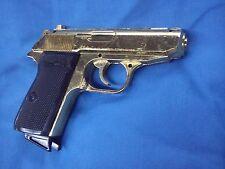 Toy lighter gun display model torch lifesize walther pp pistol costume prop ppk