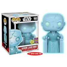 "Supreme Leader Snoke 6"" Glow in the Dark Pop! Vinyl Figure Star Wars #182 SDCC 2"