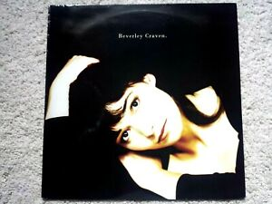 BEVERLEY CRAVEN - (1990) - 467053 1 VINYL RECORD - (TESTED EX+)